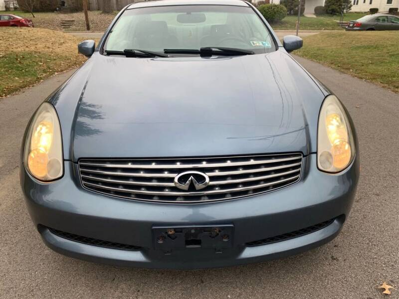 2006 Infiniti G35 for sale at Via Roma Auto Sales in Columbus OH