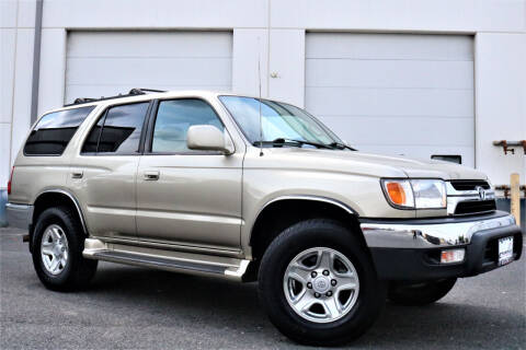 2001 Toyota 4Runner for sale at Chantilly Auto Sales in Chantilly VA