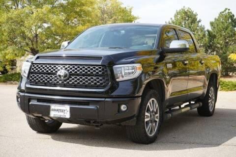 2020 Toyota Tundra for sale at COURTESY MAZDA in Longmont CO