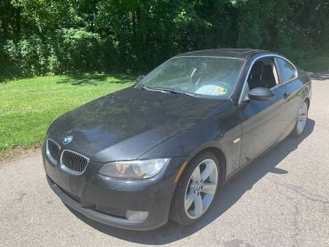 2007 BMW 3 Series for sale at Trocci's Auto Sales in West Pittsburg PA