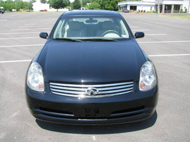 2004 Infiniti G35 for sale at Iron Horse Auto Sales in Sewell NJ