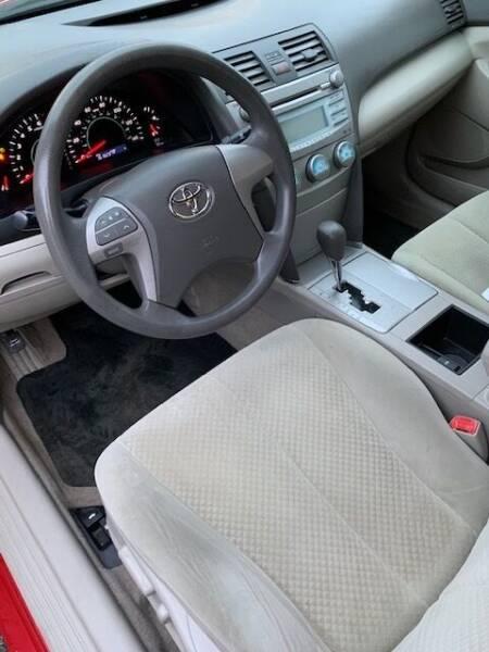 2007 Toyota Camry LE - Everett WA