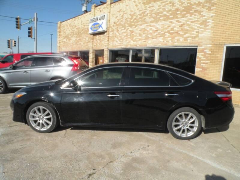 2013 Toyota Avalon for sale at Kingdom Auto Centers in Litchfield IL