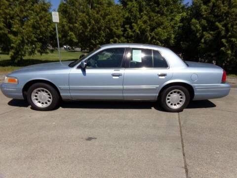 2001 Ford Crown Victoria for sale at Signature Auto Sales in Bremerton WA
