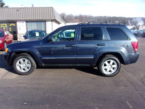 2010 Jeep Grand Cherokee for sale at Welkes Auto Sales & Service in Eau Claire WI