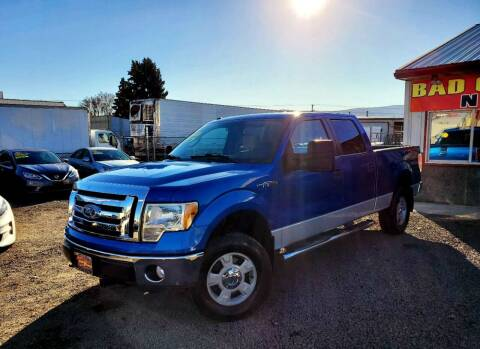 2010 Ford F-150 for sale at Yaktown Motors in Union Gap WA