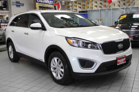 2017 Kia Sorento for sale at Windy City Motors in Chicago IL