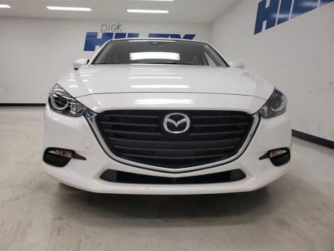 2018 Mazda MAZDA3 for sale at HILEY MAZDA VOLKSWAGEN of ARLINGTON in Arlington TX
