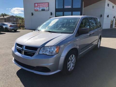 2015 Dodge Grand Caravan for sale at MAGIC AUTO SALES in Little Ferry NJ