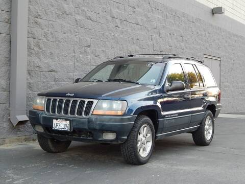 2001 Jeep Grand Cherokee for sale at Gilroy Motorsports in Gilroy CA