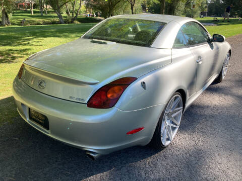 2004 Lexus SC 430 for sale at BELOW BOOK AUTO SALES in Idaho Falls ID
