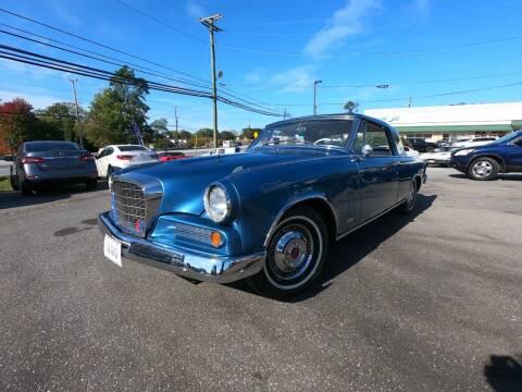1963 Studebaker Hawk for sale at CAR FINDERS OF MARYLAND LLC in Eldersburg MD
