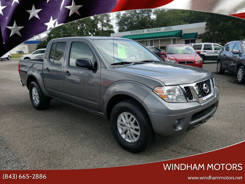 2019 Nissan Frontier for sale at Windham Motors in Florence SC
