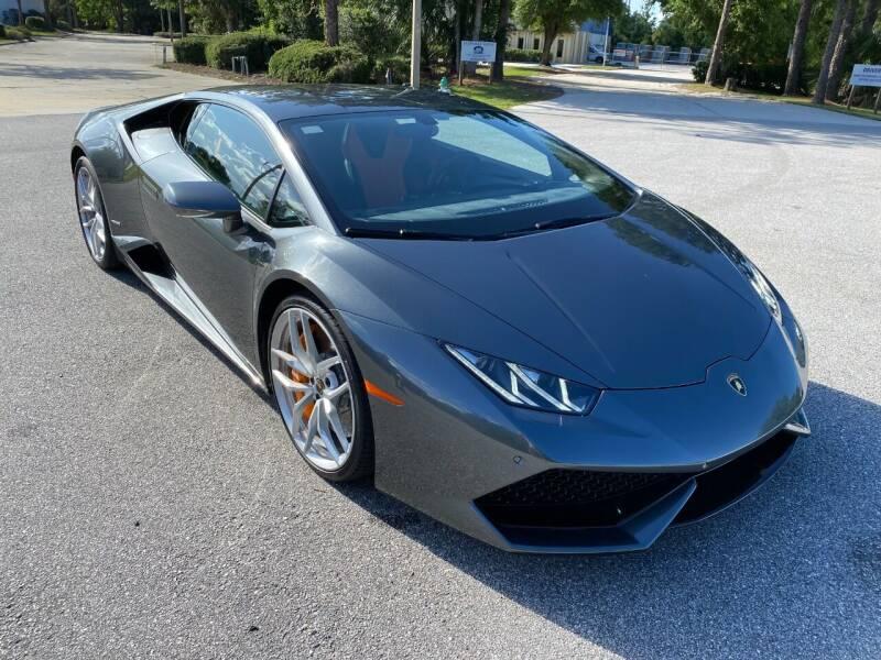 2015 Lamborghini Huracan for sale at Global Auto Exchange in Longwood FL