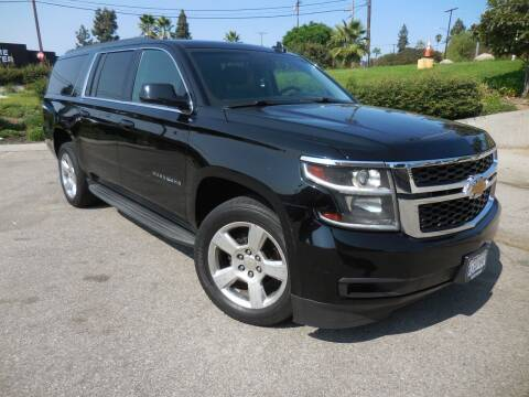 2015 Chevrolet Suburban for sale at ARAX AUTO SALES in Tujunga CA