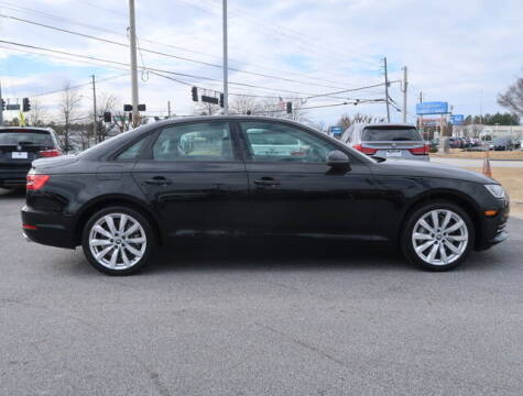 2017 Audi A4 for sale at Southern Auto Solutions - BMW of South Atlanta in Marietta GA