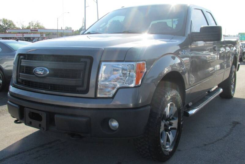 2013 Ford F-150 for sale at Express Auto Sales in Lexington KY