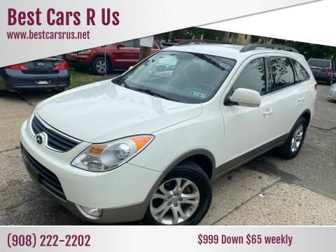 2012 Hyundai Veracruz for sale at Best Cars R Us in Plainfield NJ