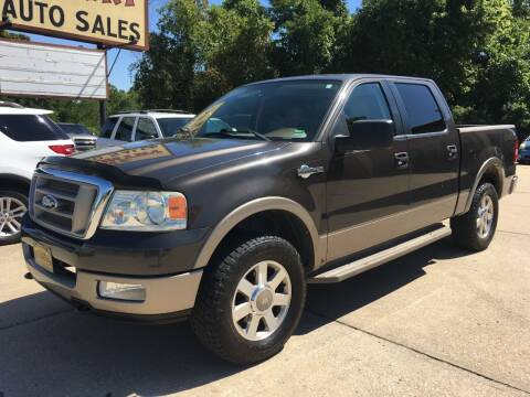 2005 Ford F-150 for sale at Town and Country Auto Sales in Jefferson City MO