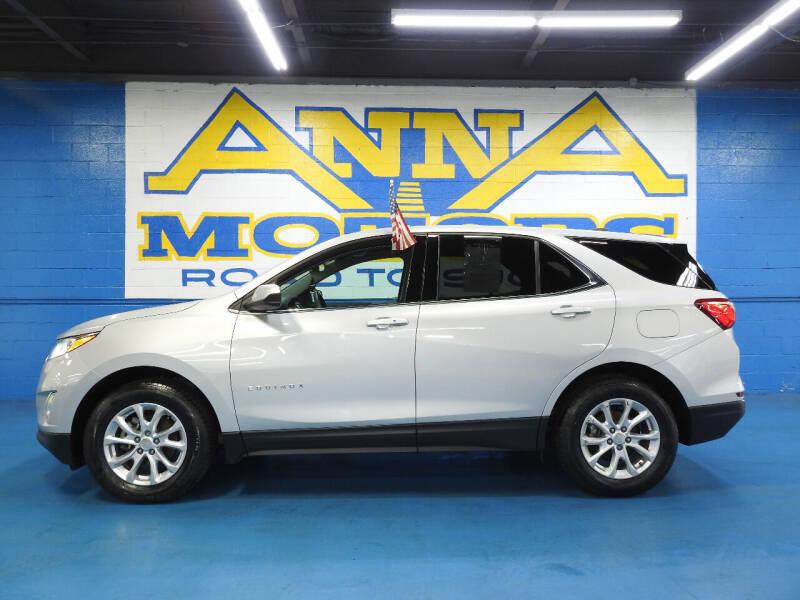 2020 Chevrolet Equinox for sale at ANNA MOTORS, INC. in Detroit MI