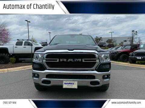 2019 RAM Ram Pickup 1500 for sale at Automax of Chantilly in Chantilly VA