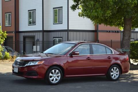 2009 Kia Optima for sale at Skyline Motors Auto Sales in Tacoma WA
