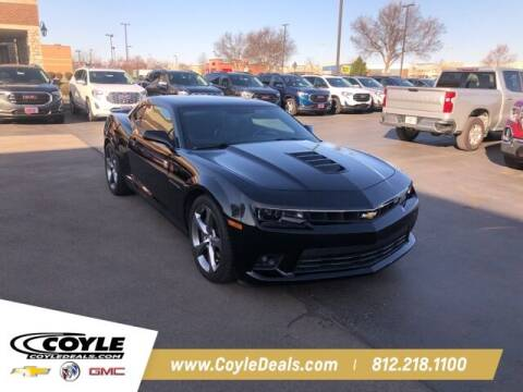 2014 Chevrolet Camaro for sale at COYLE GM - COYLE NISSAN in Clarksville IN