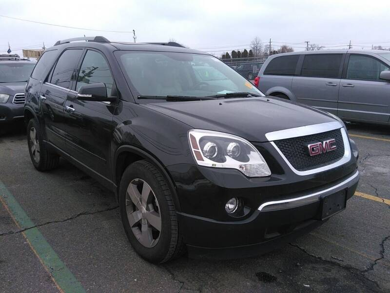 2012 GMC Acadia for sale at BUY RITE AUTO MALL LLC in Garfield NJ