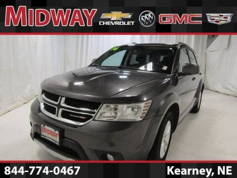 2016 Dodge Journey for sale at Midway Auto Outlet in Kearney NE