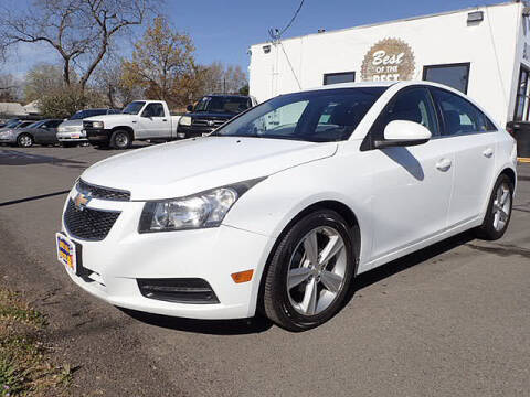 2014 Chevrolet Cruze for sale at Tommy's 9th Street Auto Sales in Walla Walla WA