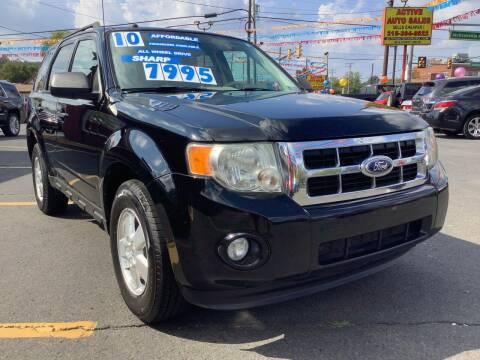 2010 Ford Escape for sale at Active Auto Sales in Hatboro PA