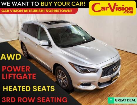 2019 Infiniti QX60 for sale at Car Vision Mitsubishi Norristown in Trooper PA