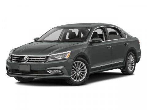 2016 Volkswagen Passat for sale at DUNCAN SUZUKI in Pulaski VA
