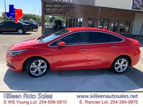 2017 Chevrolet Cruze for sale at Killeen Auto Sales in Killeen TX