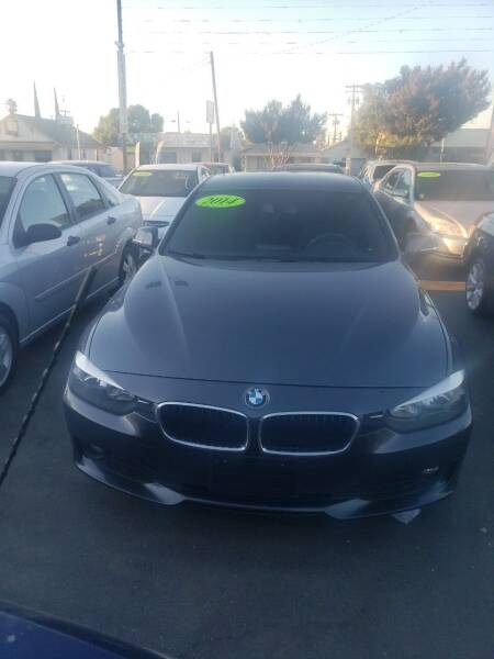 2014 BMW 3 Series for sale at Thomas Auto Sales in Manteca CA