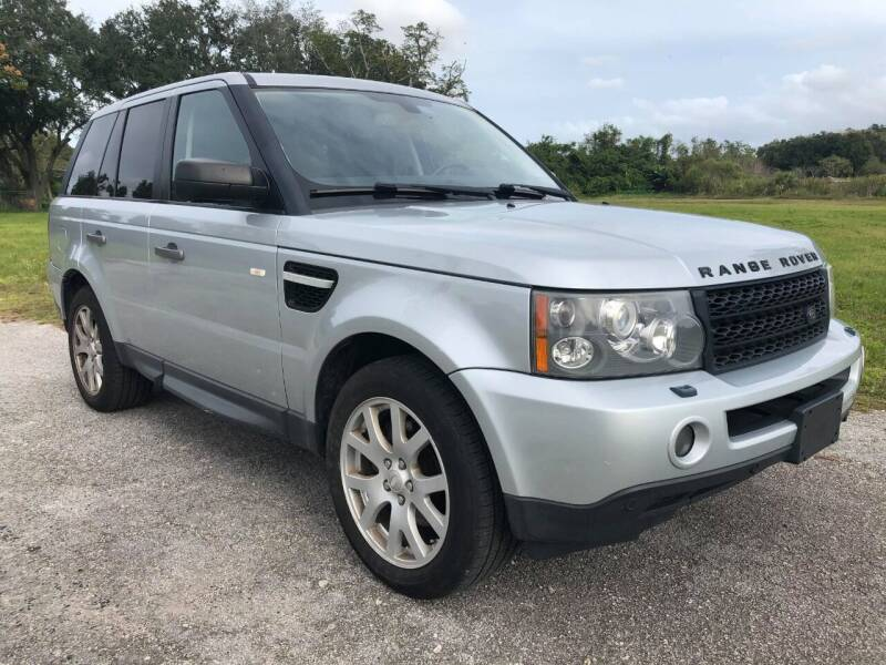 2009 Land Rover Range Rover Sport for sale at Auto Export Pro Inc. in Orlando FL
