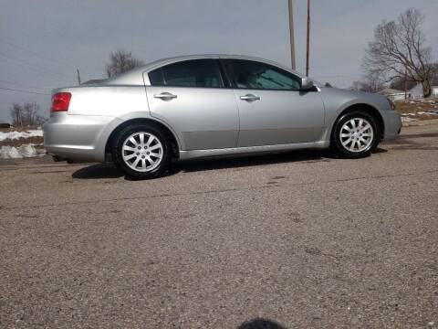 2011 Mitsubishi Galant for sale at Double Take Auto Sales LLC in Dayton OH