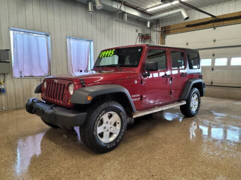 2013 Jeep Wrangler Unlimited for sale at Sand's Auto Sales in Cambridge MN