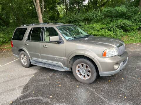 2004 Lincoln Navigator for sale at ATLANTA AUTO WAY in Duluth GA