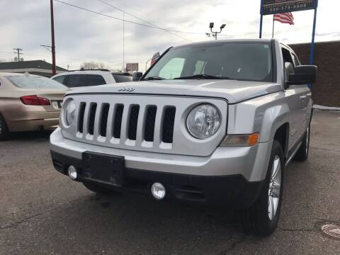 2011 Jeep Patriot for sale at GREAT DEAL AUTO SALES in Center Line MI