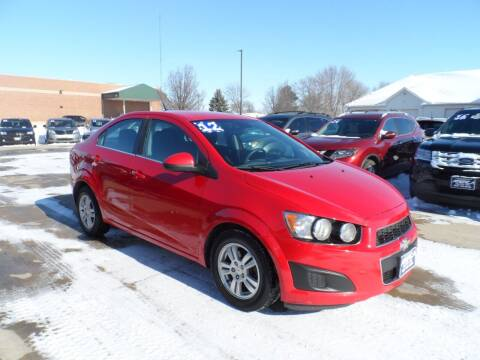 2012 Chevrolet Sonic for sale at America Auto Inc in South Sioux City NE