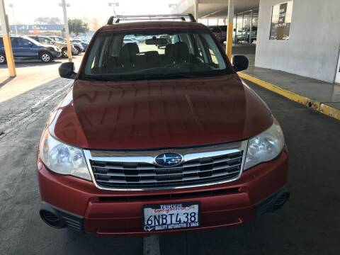2010 Subaru Forester for sale at Auto Outlet Sac LLC in Sacramento CA