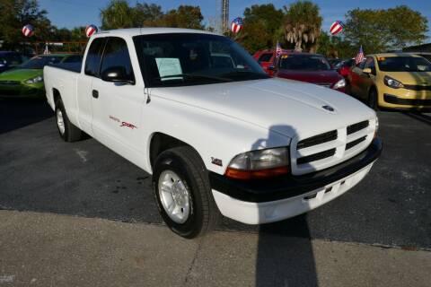 1998 Dodge Dakota for sale at J Linn Motors in Clearwater FL