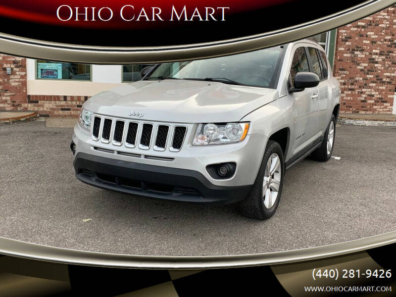 2011 Jeep Compass for sale at Ohio Car Mart in Elyria OH