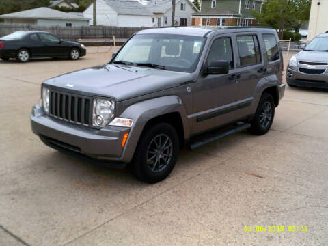 2012 Jeep Liberty for sale at Fred Elias Auto Sales in Center Line MI