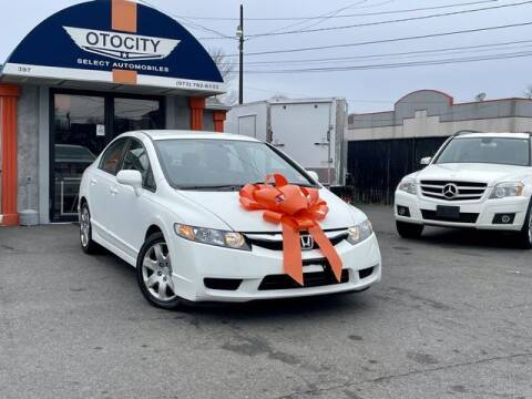 2011 Honda Civic for sale at OTOCITY in Totowa NJ