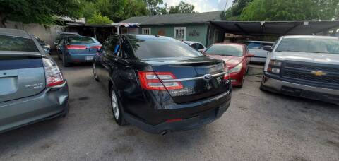 2013 Ford Taurus for sale at C.J. AUTO SALES llc. in San Antonio TX