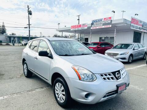 2013 Nissan Rogue for sale at Dream Motors in Sacramento CA