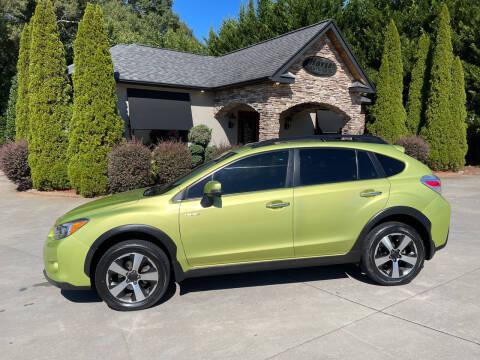 2014 Subaru XV Crosstrek for sale at Hoyle Auto Sales in Taylorsville NC