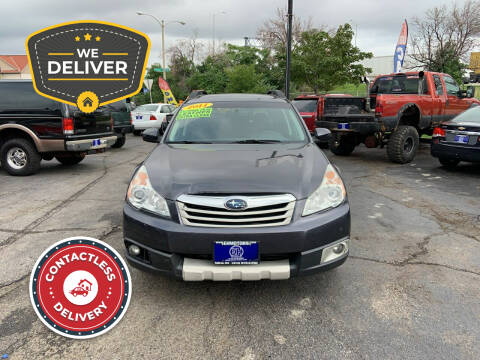 2011 Subaru Outback for sale at E H Motors LLC in Milwaukee WI